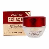 Лифтинг-крем для глаз с коллагеном 3W Clinic Collagen Lifting Eye Cream