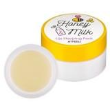 Ночная маска для губ с медом и молоком A'PIEU Honey & Milk Lip Sleeping Pack