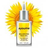 Восстанавливающее масло для лица Ayoume Balancing Face Oil