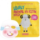Маска-салфетка в виде овечки увлажняющая Baviphat Dr.119 Lovely Anymal Hyastin Mask