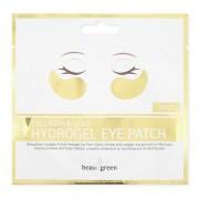 Гидрогелевые патчи для глаз с коллагеном и золотом BeauuGreen Hydrogel Collagen & Gold Eye Patch - на 1 применение