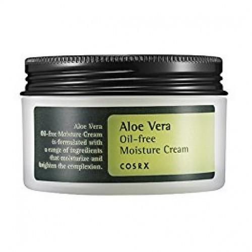 Увлажняющий гель-крем для лица с алоэ COSRX Aloe Vera Oil-free Moisture Cream
