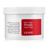 Очищающие пилинг-пэды для лица с BHA-кислотой COSRX One Step Pimple Clear Pad