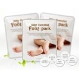 Увлажняющие носочки для ног Calmia Silky Essential Foot Pack
