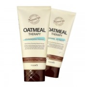 Овсяная очищающая пенка для умывания Calmia Oatmeal Therapy Cleansing Foam