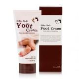 Крем для ног с маслами ши и макадамии Calmia Silky Soft Foot Cream