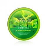 Очищающий крем с зеленым чаем Deoproce Premium Сlean & Deep Green Tea Cleansing Cream