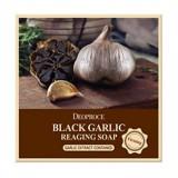 Антивозрастное мыло с черным чесноком Deoproce Black Garlic Reaging Soap