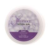 Универсальный крем с экстрактом жемчуга Deoproce Natural Skin Pearl Nourishing Cream