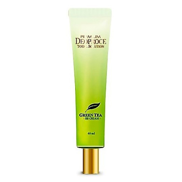 BB крем с экстрактом зеленого чая Deoproce Premium Green Tea Total Solution BB Cream SPF50+/PA+++