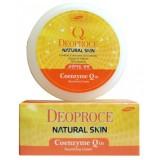 Универсальный крем с коэнзимом Q10 Deoproce Natural Skin Coenzyme Q10 Nourishing Cream