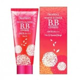 BB крем цветочный Deoproce White Flower BB Cream SPF35 PA+++