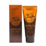 Крем для тела и рук с лошадиным жиром Deoproce Horse Oil Therapy Hand & Body