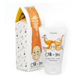 Коллагеновая маска для сухих и поврежденных волос Elizavecca CER-100 Collagen Ceramid Coating Protein Treatment
