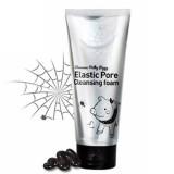 Пенка-маска с древесным углем для очищения и сужения пор Elizavecca Milky Piggy Elastic Pore Cleansing Foam