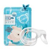 Маска-очки для кожи вокруг глаз Elizavecca Milky Piggy Goggles Eye Lock In Aqua Mask