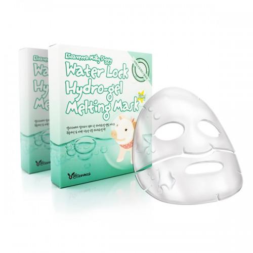 Суперувлажняющая гидрогелевая маска Elizavecca Milky Piggy Water Lock Hydrogel Melting Mask