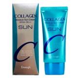 Увлажняющий солнцезащитный крем с коллагеном Enough Collagen Moisture Sun Cream SPF50