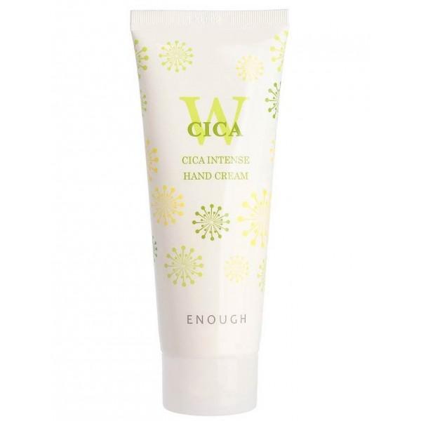 Крем для рук с экстрактом центеллы азиатской Enough W Cica Intense Hand Cream