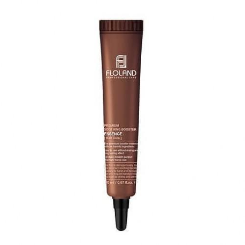 Cыворотка-бустер для поврежденных волос Floland Premium Soothing Booster Essence в Иркутске