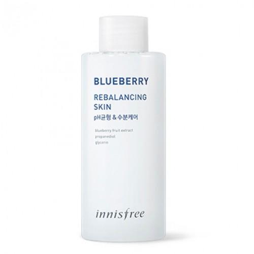 Балансирующий тоник с экстрактом черники Innisfree Blueberry Rebalancing Skin