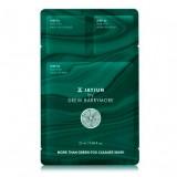 Трехэтапный детокс-комплекс для кожи лица JayJun More Than Green-Tox Cleanse Mask
