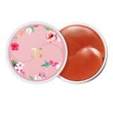 Гидрогелевые патчи для глаз с цветами гибискуса JayJun Roselle Tea Eye Gel Patch