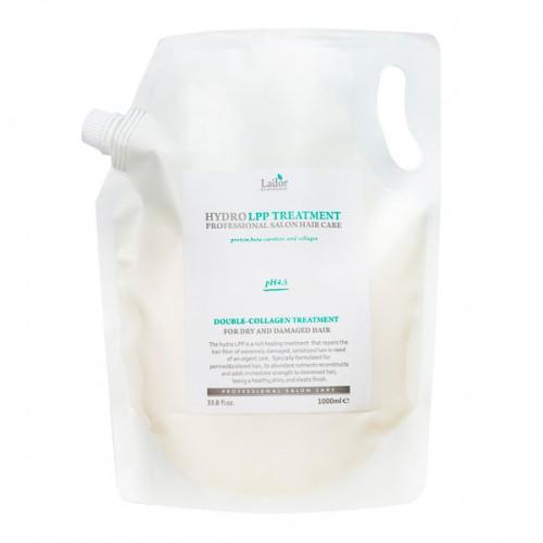 Увлажняющая маска для сухих и поврежденных волос Lador Hydro LPP Treatment - 1000 мл