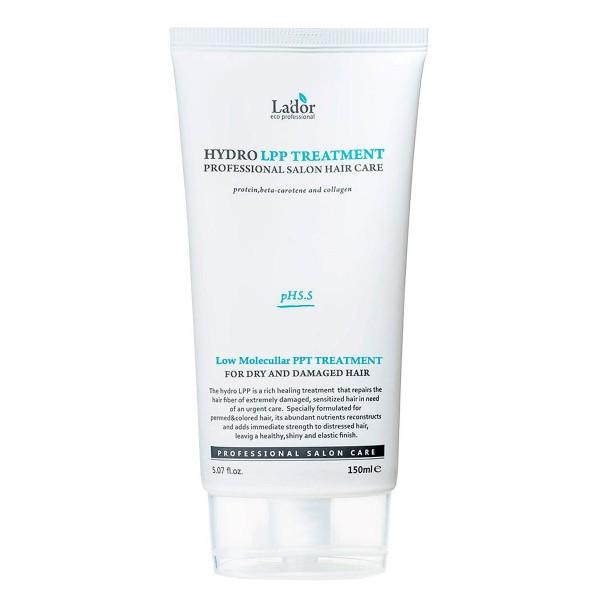 Увлажняющая маска для сухих и поврежденных волос Lador Hydro LPP Treatment - 150 мл