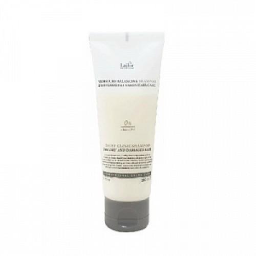 Профессиональный увлажняющий шампунь без силикона Lador Moisture Balancing Shampoo - 100 мл