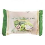 Косметическое пилинг-мыло c экстрактом нони Juno Noni Peeling Soap