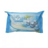 Косметическое пилинг-мыло c жемчугом Juno Pearl Peeling Soap