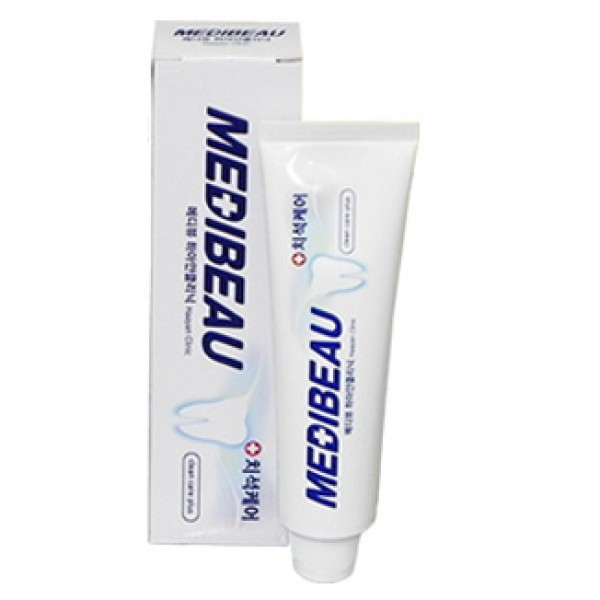 Зубная паста отбеливающая Juno Medibeau White Clinic Toothpaste