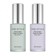 База под макияж Missha The Style Fitting Wear Make-up Base SPF30/PA++