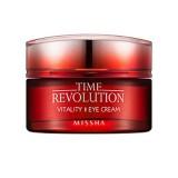 Интенсивный антивозрастной крем для глаз Missha Time Revolution Vitality Eye Cream