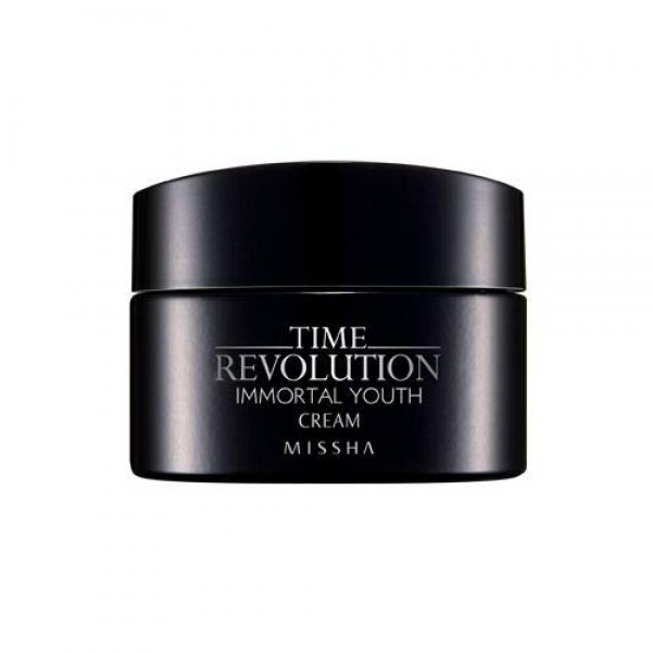 Антивозрастной крем для лица c пептидами Missha Time Revolution Immortal Youth Cream