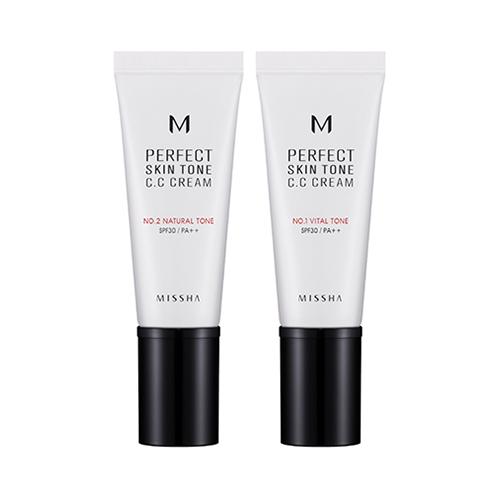 CC крем Missha M Perfect Skin Tone CC Cream в Иркутске