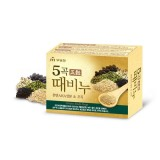 """Косметическое мыло-скраб """"5 злаков"""" Mukunghwa Grain Body Soap"""