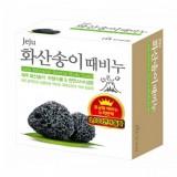 Косметическое мыло с вулканическим пеплом Mukunghwa Jeju Volcanic Scoria Body Soap
