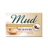Косметическое мыло массажное с маслом ши Mukunghwa Mud Massage Soap