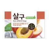 Косметическое мыло абрикосовое Mukunghwa Rich Apricot Soap