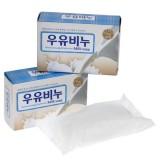 Косметическое мыло молочное для сухой кожи Mukunghwa Pure Milk Soap