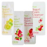 ПРОБНИК Йогуртовая пенка для умывания Ottie Fruits Yogurt Foam Cleanser