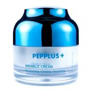 Крем для лица против морщин с пептидами PEPPLUS+ Wrinkle Cream