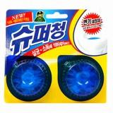 Очищающая таблетка для унитаза Sandokkaebi Super Chang Tablets - 2 шт