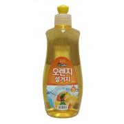 Средство для мытья посуды с апельсином Sandokkaebi Echo Clean Orange