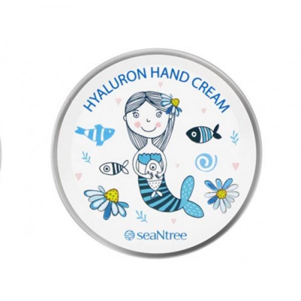 Гиалуроновый крем для рук SeaNtree Hyaluron Hand Cream