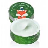 Новогодний паровой крем-масло для рук SeaNtree Hand Butter Cream