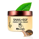Гель-крем для лица с муцином улитки и EGF Secret Skin Snail+EGF Perfect Gel Cream