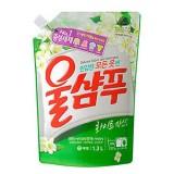 Жидкое средство для стирки жасмин запасной блок Wool Shampoo Fresh Jasmine - 1300 мл